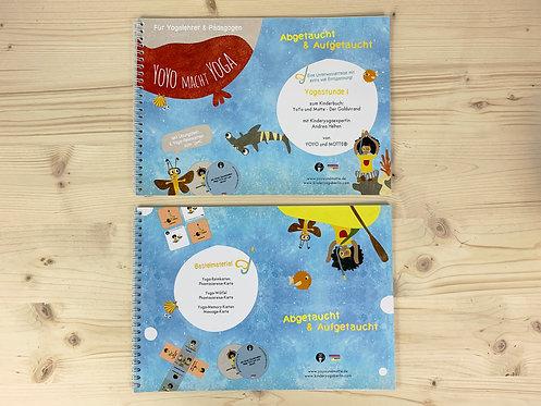 Kinderyoga-Konzept: Abgetaucht & Aufgetaucht (print)