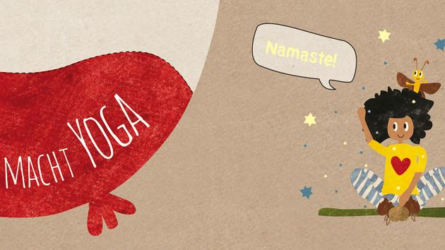 Das clevere Kinderyoga-Konzept: Mit YoYo zum Yogi werden!