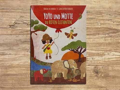 Kinderbuch: Die roten Elefanten