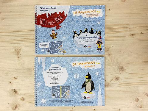 Kinderyoga-Konzept: DIE PINGUINPARADE (print)