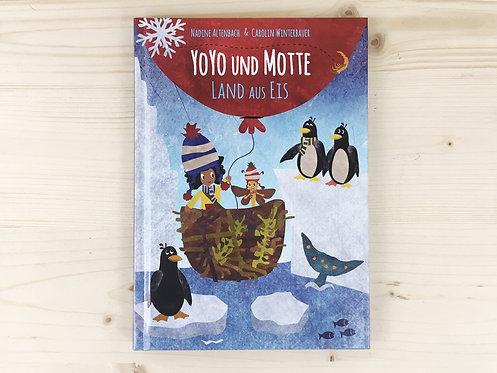 Kinderbuch: Land aus Eis