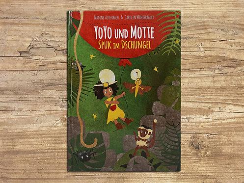 Kinderbuch: Spuk im Dschungel