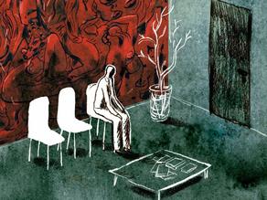 Online therapie: een stapje weg van drempelvrees?
