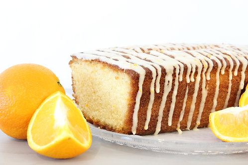 Drizzle Loaf cake