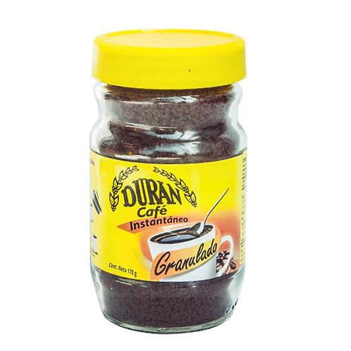 Frasco de café instantáneo Granulado