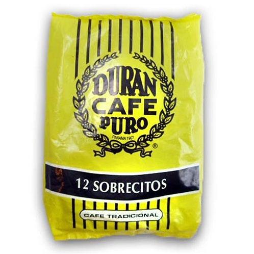 Café Durán en Sobres (12 Sobres)