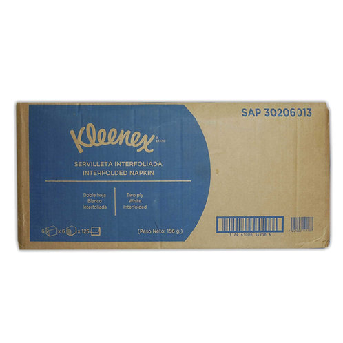 Servilleta Kleenex food service 36/125