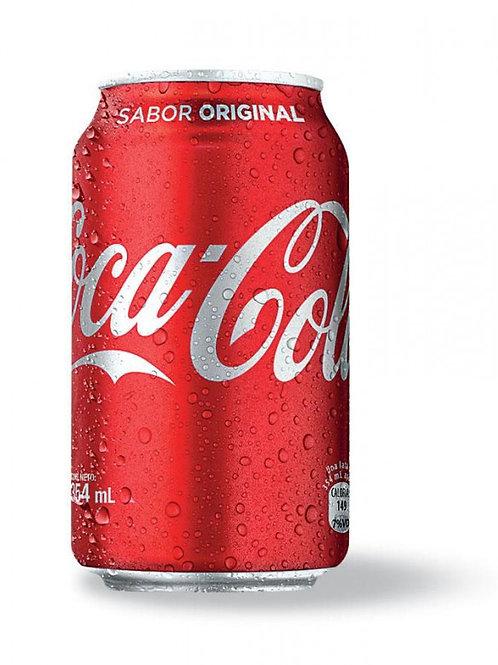 Coca Cola - Lata Regular 12 Unidades