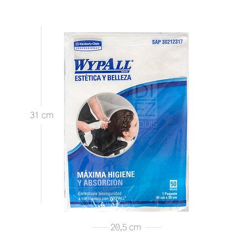 Wypall Peluquería  X70 6x50 Hojas  (Estética y Belleza)
