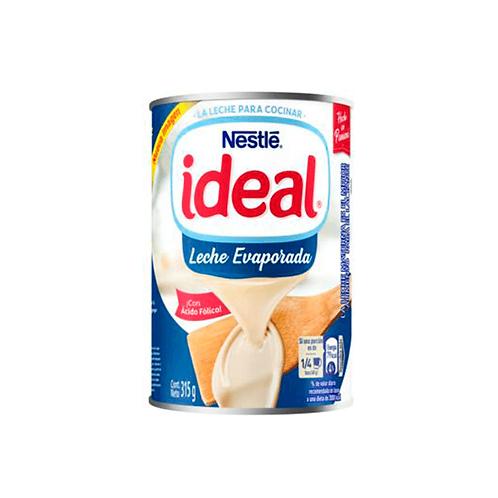 Leche Evaporada Ideal (315G) Grande