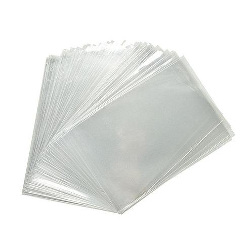 Caja Bolsas de basura 23x30 Transparentes (500 Unid)