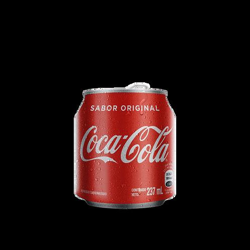 Coca Cola - lata Pequeña 8 Unidades