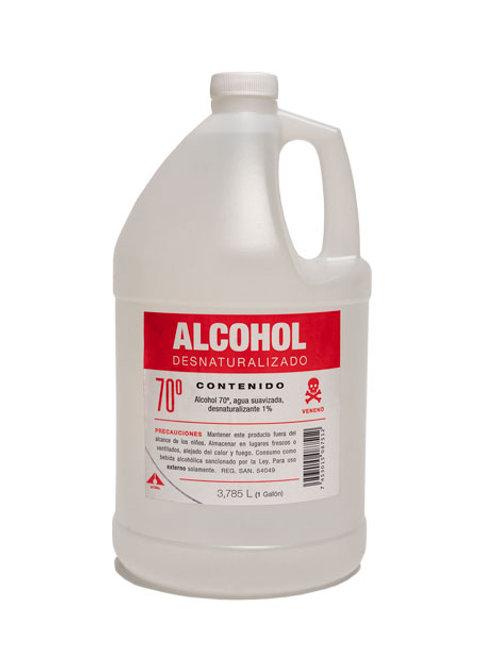 Galon de Alcohol al 70%