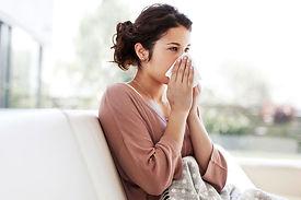 sick-women-blowing-nose-romantic-care-pa