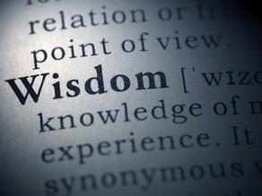 Authority, Sin and Wisdom