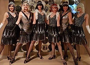 Class Act Creative, 1920's, flappers, speakeasy, Great Gatsby, Glamorous Gatsby, Black and silver, gatsby costumes, stage show, dance show, dancers, QT Gold Coast, Porsche Carrera Cup, event entertainment, Gold Coast events, Brisbane events, corporate entertainment,roving entertainment, Gold Coast events, entertainment agency Gold Coast, dancers, stage shows, dance shows, character performers, entertainers Gold Coast, entertainers Brisbane, class act showgirls