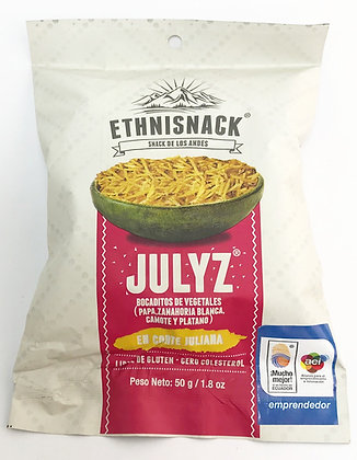 Julyz 50 g Ethniskack
