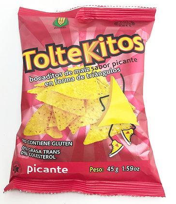 Toltekitos Picantes 45 g