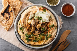 Israeli Hors d'oeuvres Package $265