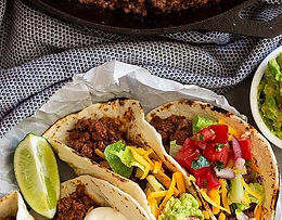 Impossible Taco Bar $180                                                     Serving Size: 10ppl