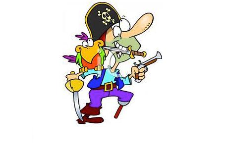 Pirates (7-9yo) Trial 1 DAY