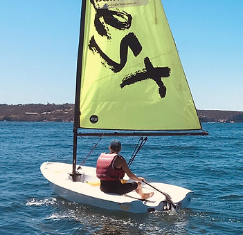 Sailing Dinghy (ZEST) Hire 1 hour