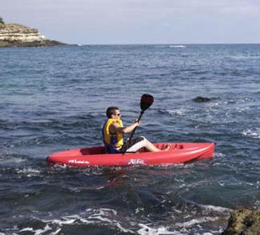 Single Kayak Hire 1 hour