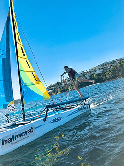 Hobie GETAWAY 17ft Hire 1 hour