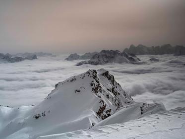 Le carezze della nebbia