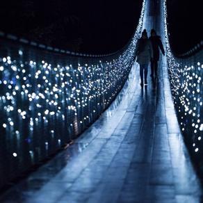 Explore the Holiday Magic of Canyon Lights at Capilano Suspension Bridge Park