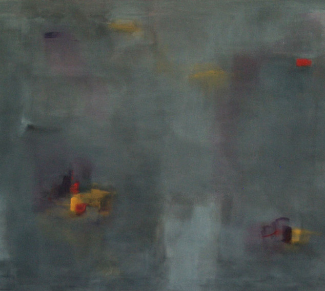 NIGHT FORCES, 2012. 40'' x 52''