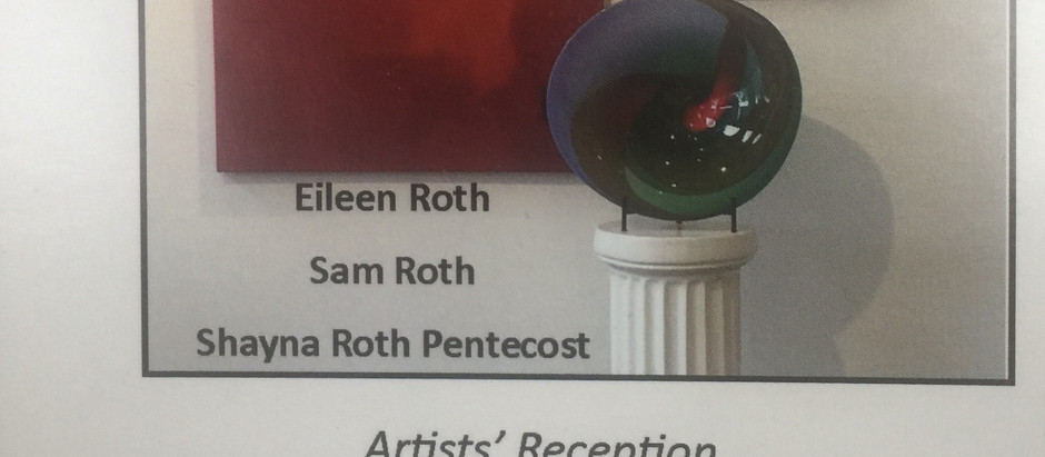 Roth x 3: A Family Creates