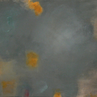 MISTY FORCE, 2013. 34'' x 54'' (Sold).