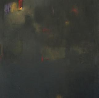 WINDOW SERIES, 2010. 58'' x 46''.