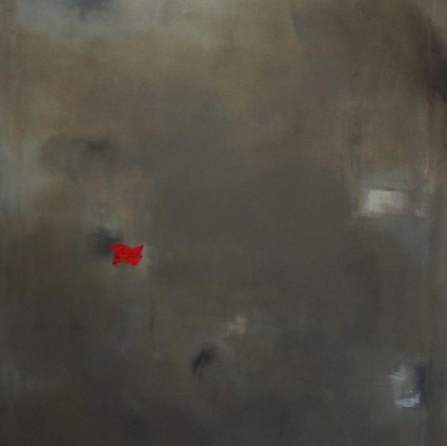 MEDITATION, 2008. 38'' x 54 ''