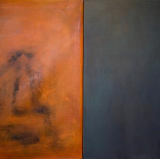 TOGETHER, 2016. 44'' x 54''