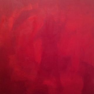 FIGURE UNFOLDED II 36 x 36