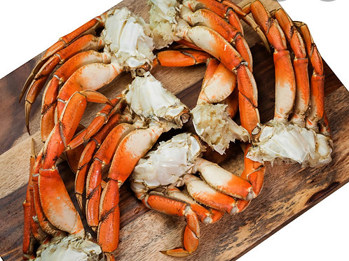 WS Dungeness Crab Legs