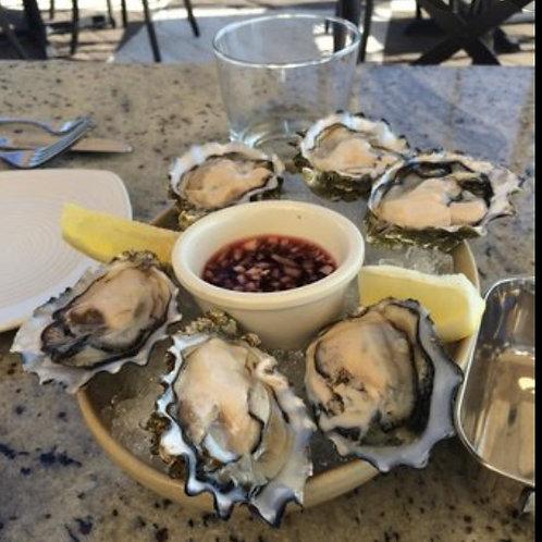 Farm Oysters Dozen - Small Size