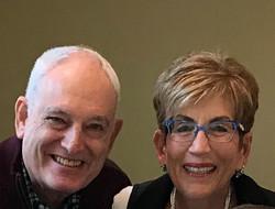 Fran & Ira Bernstein, 415