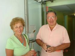 Michael & Mimika Blanc, 212