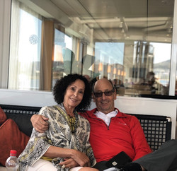 Nancy and Ivar Goldart, 504