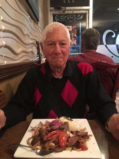 Mike Freedman, 103
