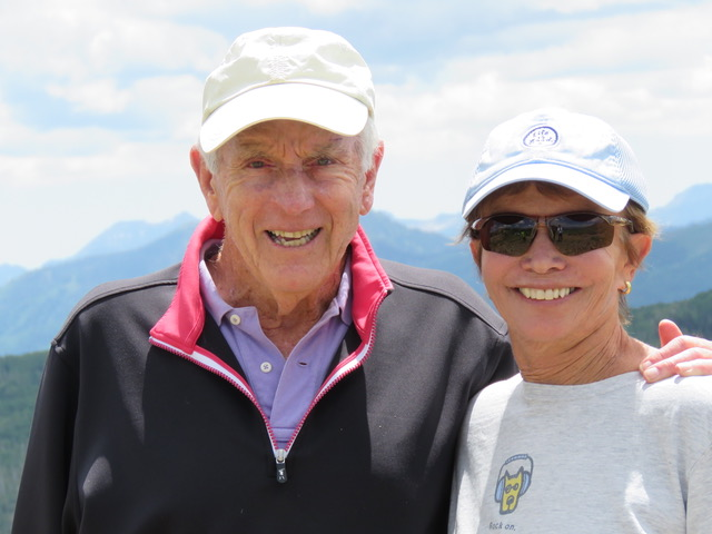 Jane & Steve Fink,107