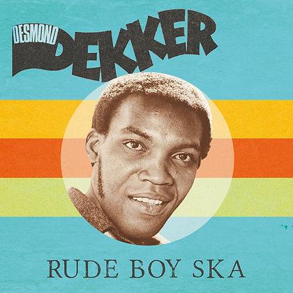 desmond dekker rude boy ska vinyl lp