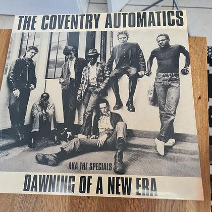 coventry automatics vinyl lp