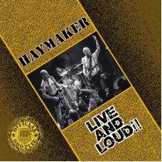 haymaker live and loud vinyl lp