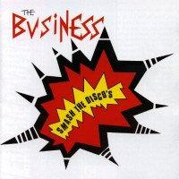 the business smash the disco vinyl lp.