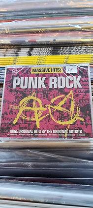 punk rock massive hits, 3 cd