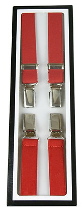 relco red braces